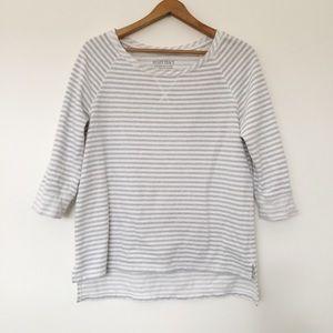 ELLEN TRACY ||  3/4 pullover sweater